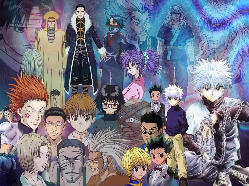 hunterXhunter00