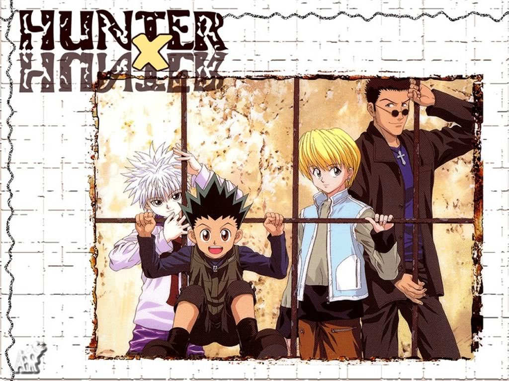 hunterXhunter16